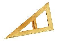 Trojúhelník dřevěný 30*