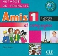 Amis et compagnie 1 - CD audio pour la classe (3)