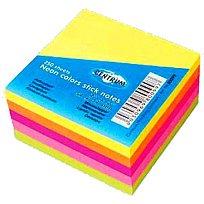 Blok lepící Centrum 51x51 5ti barevný