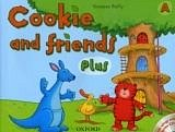 Cookie and Friends A CB Plus Audio CD Pack