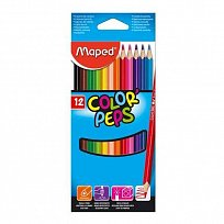 Pastelky MAPED Color Peps 12
