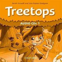 Treetops 1 Class Audio CDs (2)