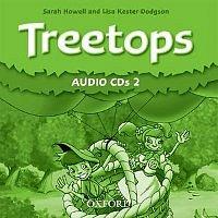 Treetops 2 Class Audio CDs (2)