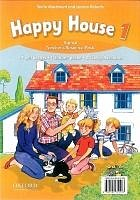 Happy House 1 Top Up Teacher's Resource Pack 3rd Edition