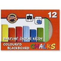 Křída 161/12 barevná školní