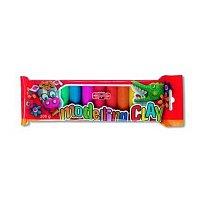 Plastelína 10 barev 200g