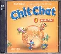 Chit Chat 2 Audio CDs (2)
