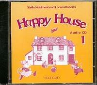 Happy House 1 Audio CD - stará verze