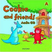 Cookie and Friends A Class Audio CD