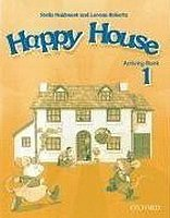 Happy House 1 AB with CD-Rom - stará verze