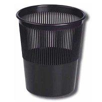 Koš odpadkový PH děrovaný černý