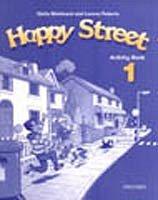 Happy Street 1 AB with CD-Rom - stará verze