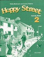 Happy Street 2 AB with CD-Rom - stará verze