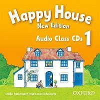 Happy House 1 Class Audio CDs (2) - New Edition