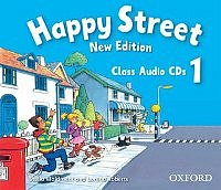 Happy Street 1 Class Audio CDs (3) - New Edition