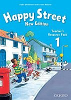 Happy Street 1 Teacher´s Resource Pack - New Edition