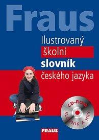 Ilustrovaný školní slovník ČJ 4.-9.r. + CD ROM