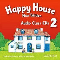 Happy House 2 Class Audio CDs (2) - New Edition