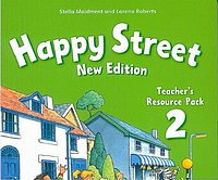 Happy Street 2 Teacher´s Resource Pack - New Edition