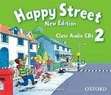 Happy Street 2 Class Audio CD´s (3) - New Edition