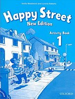 Happy Street 1 AB CZ - New Edition
