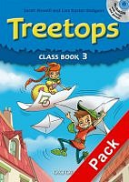 Treetops 3 Student Book Pack (SB+WB+CD)