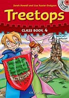 Treetops 4 Student Book Pack (SB+WB+CD)