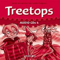 Treetops 4 Class Audio CDs (2)