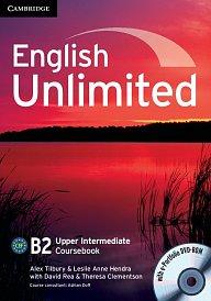 Coursebook with e-Portfolio English Unlimited Upper-Intermediate