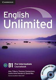 Coursebook with e-Portfolio English Unlimited Pre-Intermediate