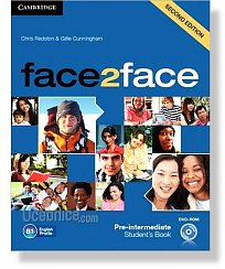 Workbook with Key Face2Face 2nd Edition Pre-Intermediate