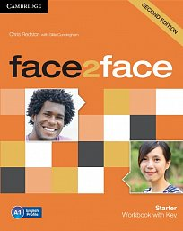 Workbook with Key Face2Face 2nd Edition Starter
