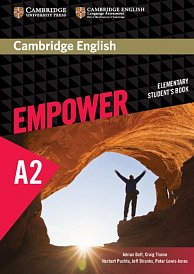 Student´s Book Cambridge English Empower Elementary