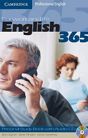 Personal Study book with Audio CD English365 1
