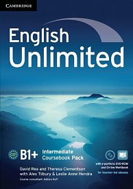 Coursebook with e-Portfolio and Online Workbook English Unlimited Intermediate