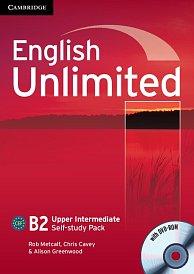 Self-study Pack (WB + DVD-ROM) English Unlimited Upper-Intermediate