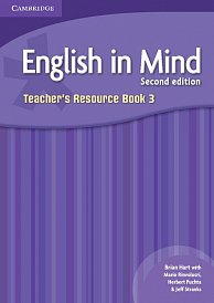 Teacher´s Book Resource Pack English in Mind 2nd Edition Level 3