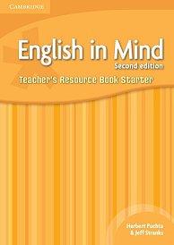 Teacher´s Resource Book English in Mind 2nd Edition Starter