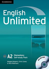 Self-study Pack (WB + DVD-ROM) English Unlimited Elementary