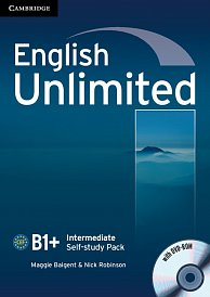 Self-study Pack (WB + DVD-ROM) English Unlimited Intermediate
