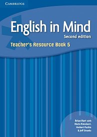 Teacher´s Resource Book English in Mind 2nd Edition Level 5