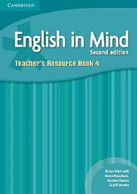 Teacher´s Resource Book English in Mind 2nd Edition Level 4