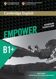 Teacher´s Book  Cambridge English Empower Intermediate