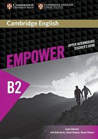 Teacher´s Book  Cambridge English Empower Upper-Intermediate