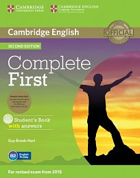 Student´s Pack (SB with Answers, CD ROM, Class Audio Cds) Complete First 2nd Edition