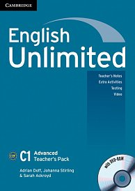 Teacher´s Pack (TB + DVD-ROM) English Unlimited Advanced