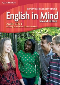 Class Audio CDs (3) English in Mind 2nd Edition Level 1
