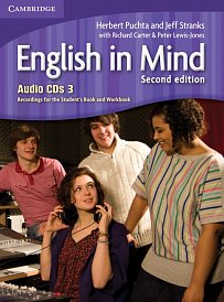 Class Audio CDs (3) English in Mind 2nd Edition Level 3
