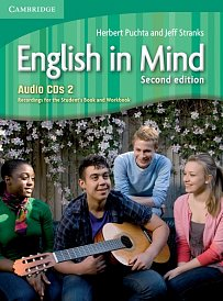 Class Audio CDs (3) English in Mind 2nd Edition Level 2