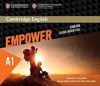 Class Audio CDs (4) Cambridge English Empower Starter